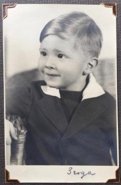 Constantin, drei Jahre